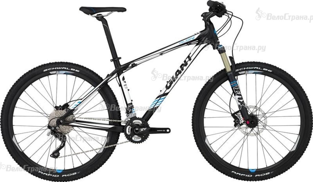 Велосипед Giant Talon 27.5 RC LTD (2015)