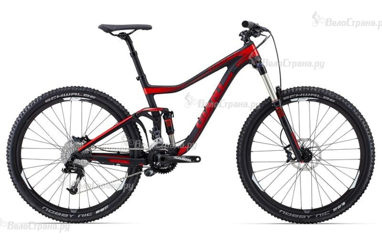 Велосипед Giant Trance Advanced 27.5 2 (2015) chigu зеленый 45 мм