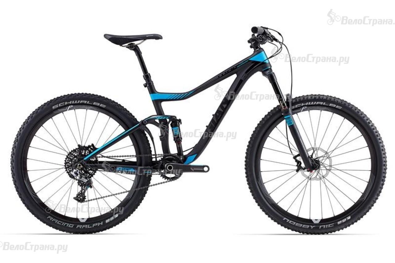 Велосипед Giant Trance Advanced 27.5 0 (2015)