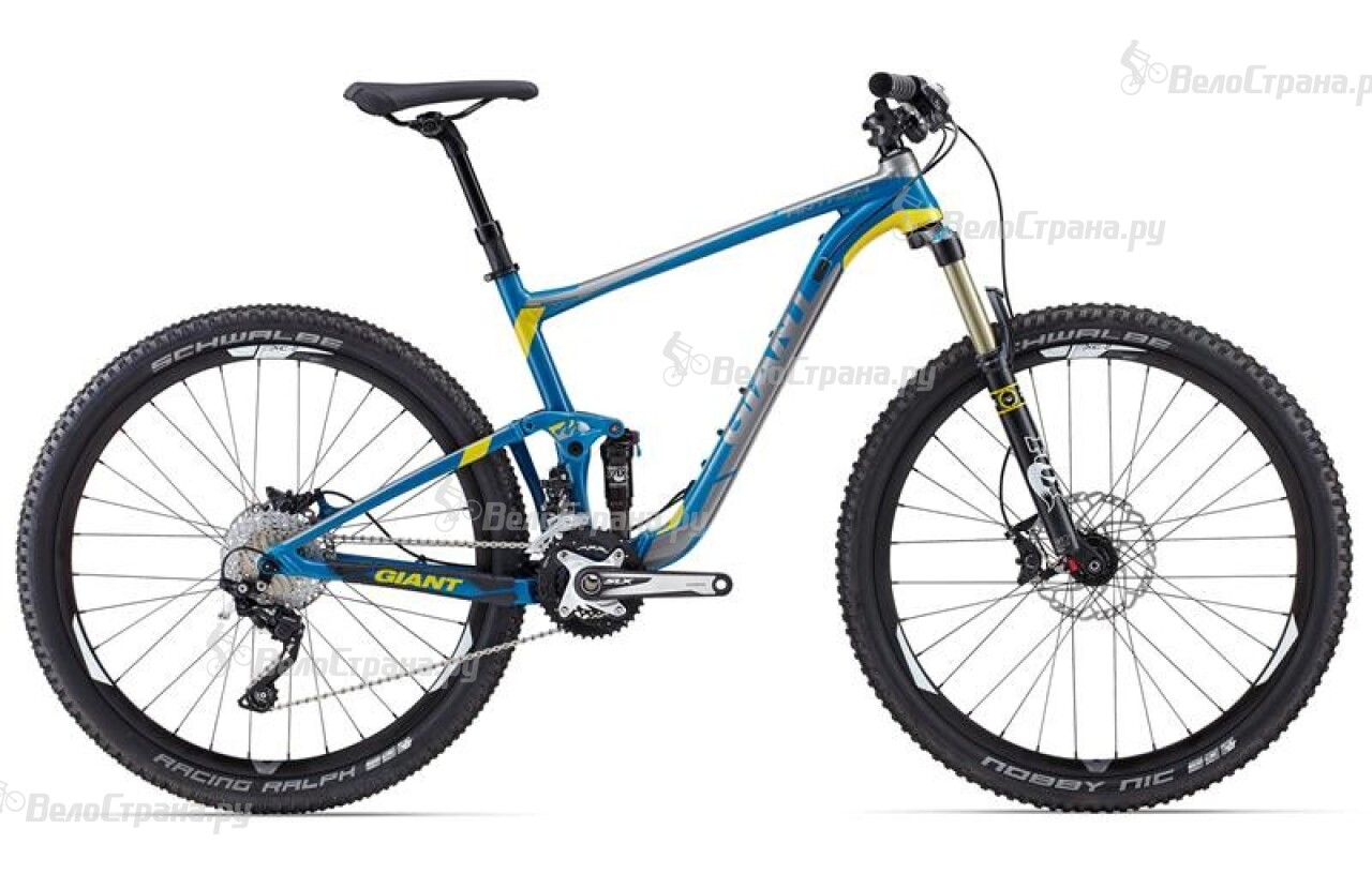 Велосипед Giant Anthem SX 27.5 (2015)