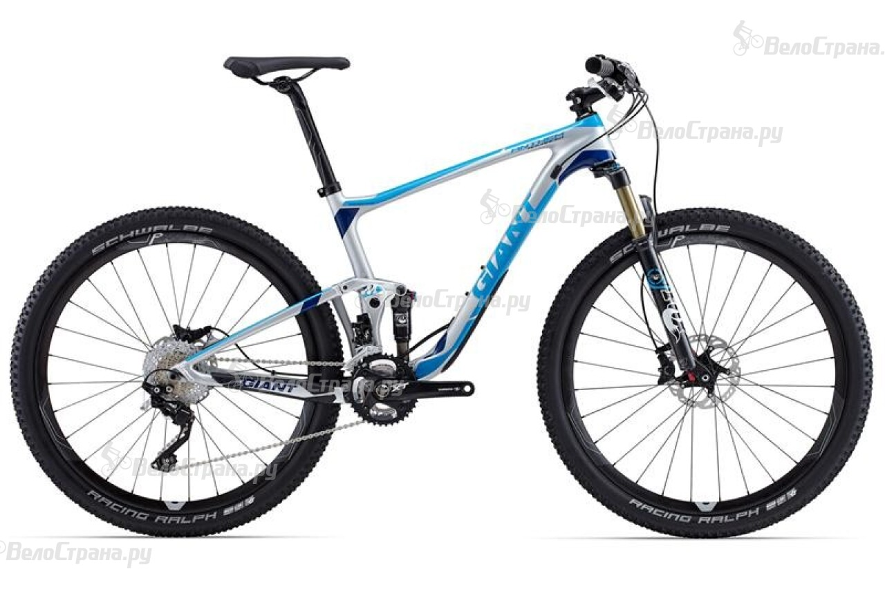 Велосипед Giant Anthem Advanced 27.5 1 (2015) велосипед giant trinity advanced pro 1 2016