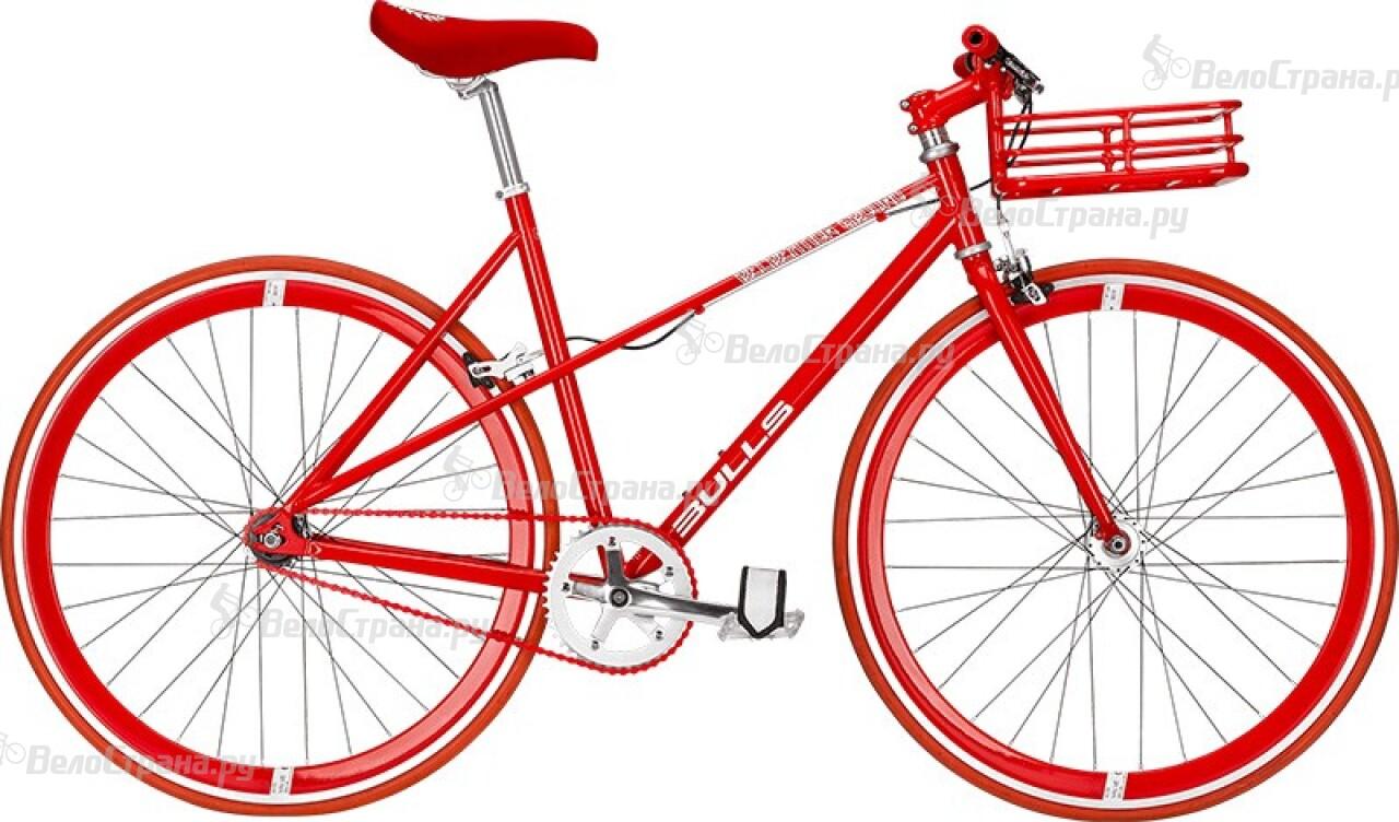 Велосипед Bulls Recreation Ground Lady (2015) велосипед bulls recreation ground lady 2015