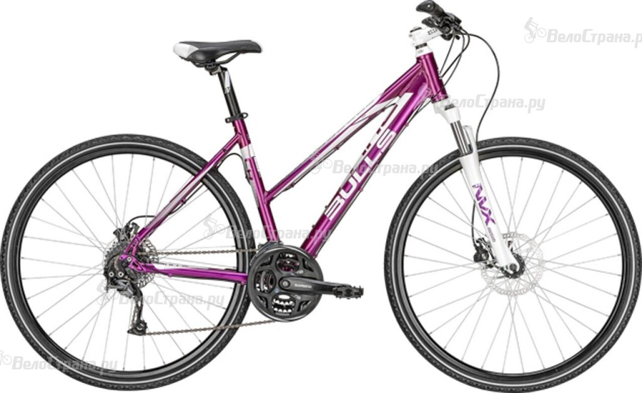 Велосипед Bulls CROSS BIKE 2 Lady (2015) велосипед женский bulls cross bike street lady 2015 цвет синий рама 21 5 колесо 28