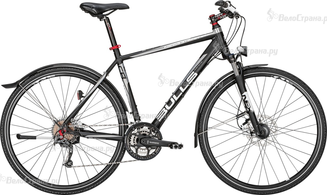 где купить Велосипед Bulls Cross Street (2014) по лучшей цене