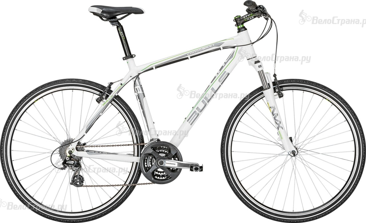 Cross Bike 1 (2014)