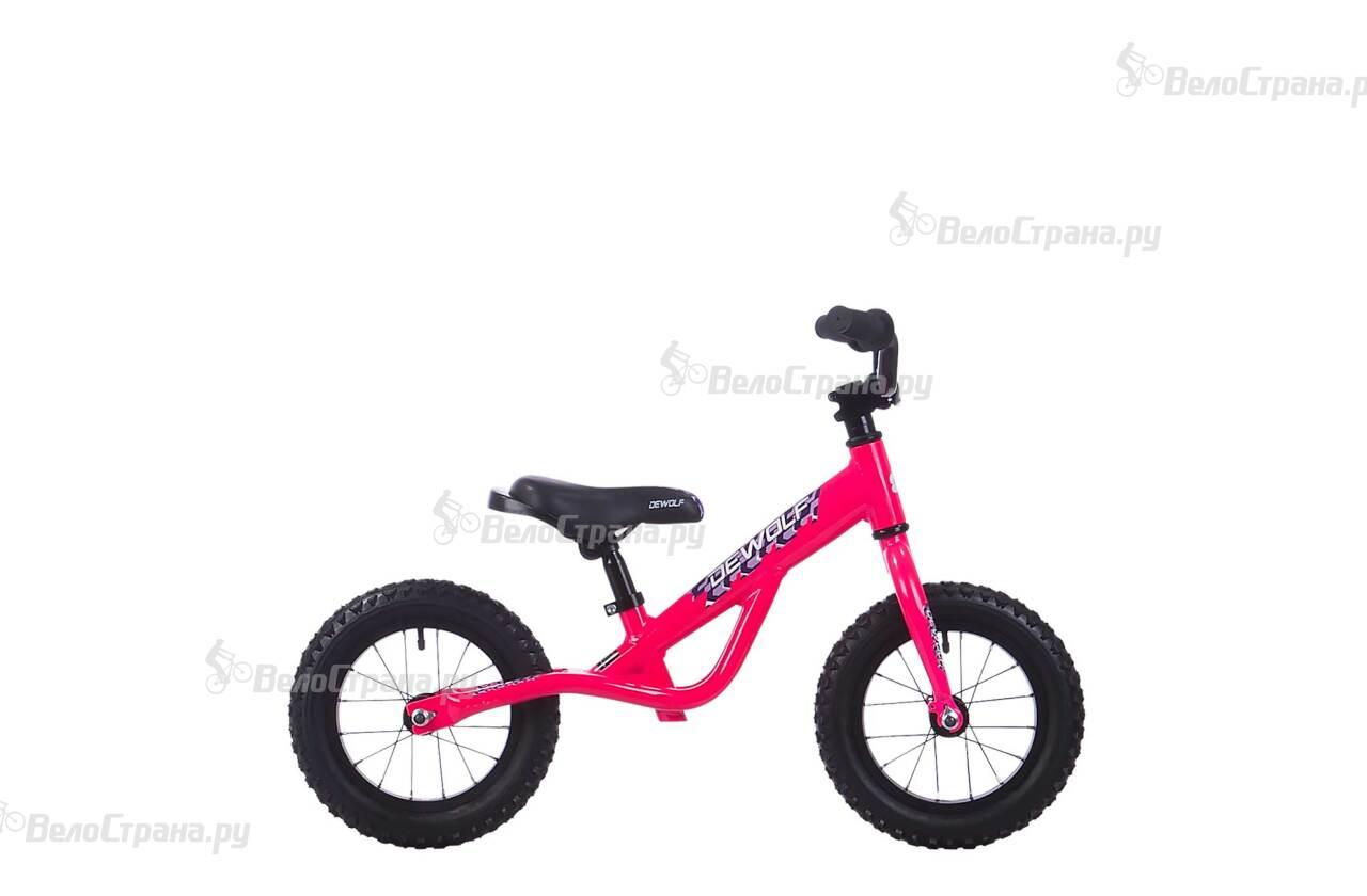 Велосипед Dewolf J12 GIRL (2016) merida chica j12 2016