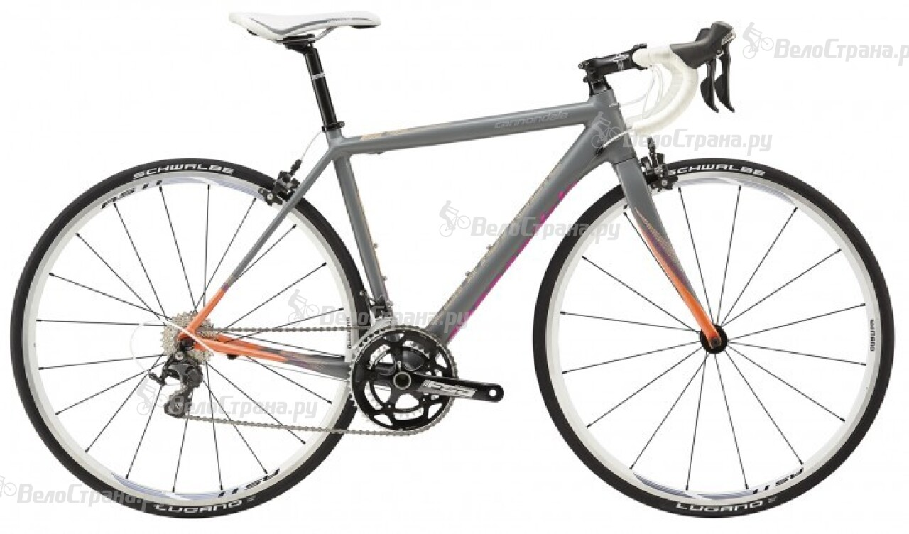 Велосипед Cannondale CAAD10 Women's 5 105 (2015)