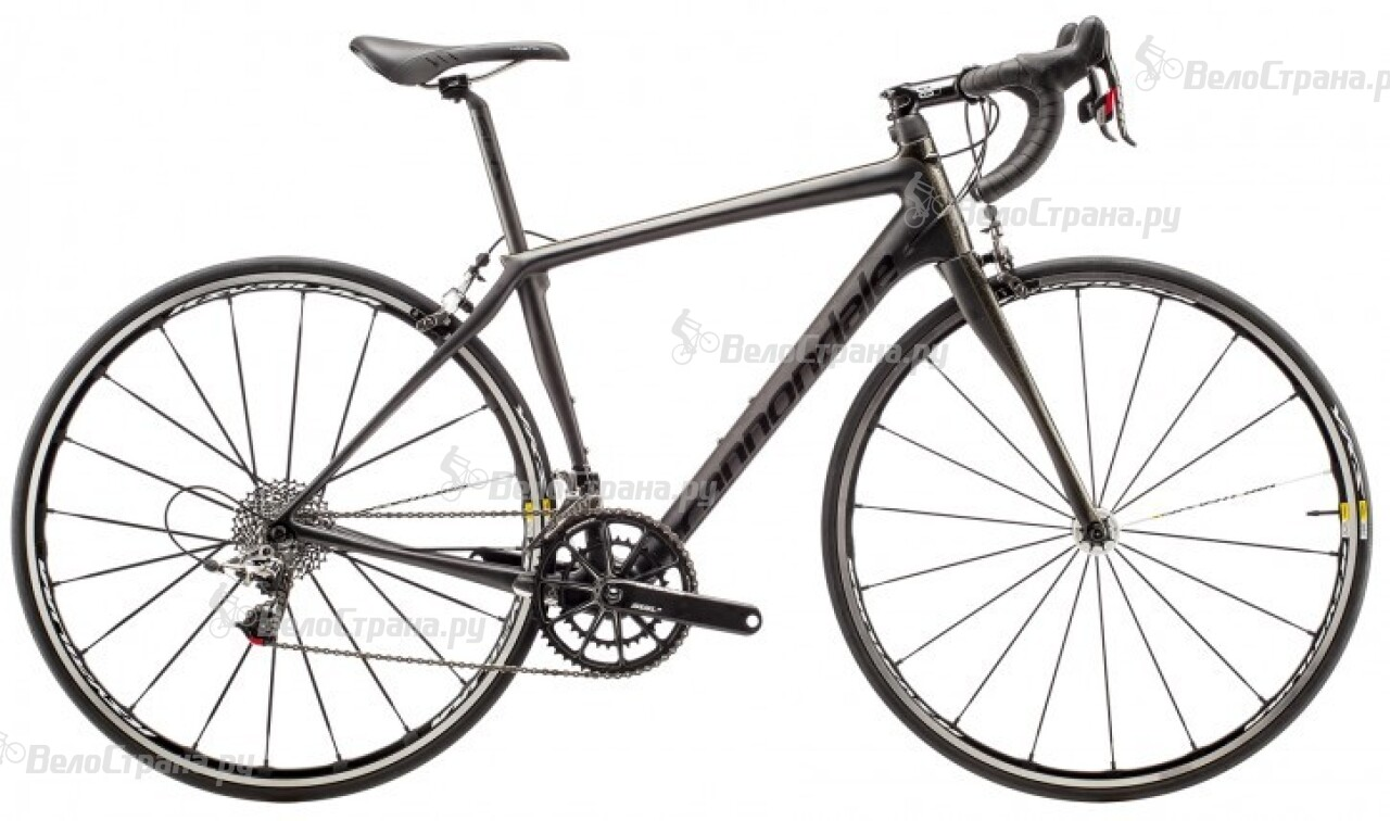 Велосипед Cannondale Synapse Hi-MOD Women's Black Inc. (2015)