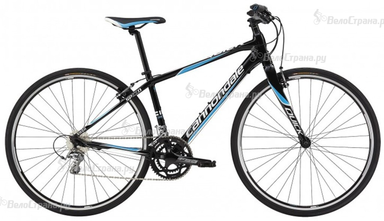 Велосипед Cannondale Quick Speed Women's 1 (2015)