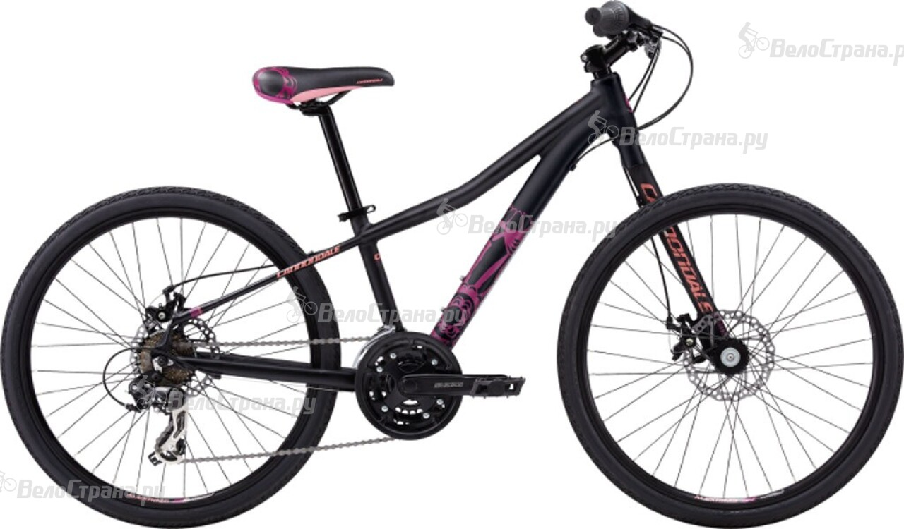Велосипед Cannondale Street 24 Girl's (2015)