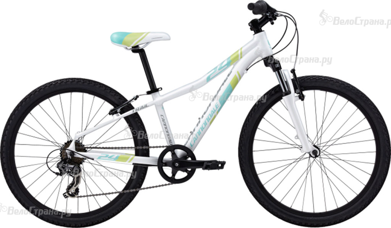 Велосипед Cannondale Trail 24 Girl's (2015) велосипед cannondale trail 20 single speed girl's 2016