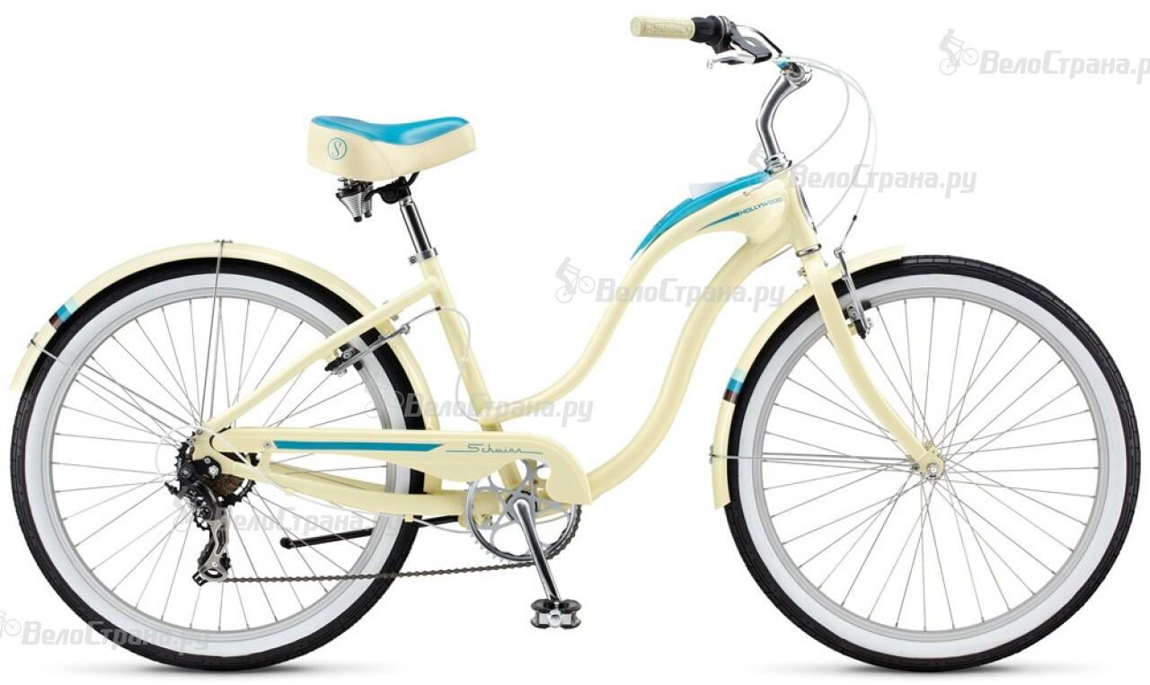 Велосипед Schwinn Hollywood (2014) велосипед schwinn heavy duti 2014