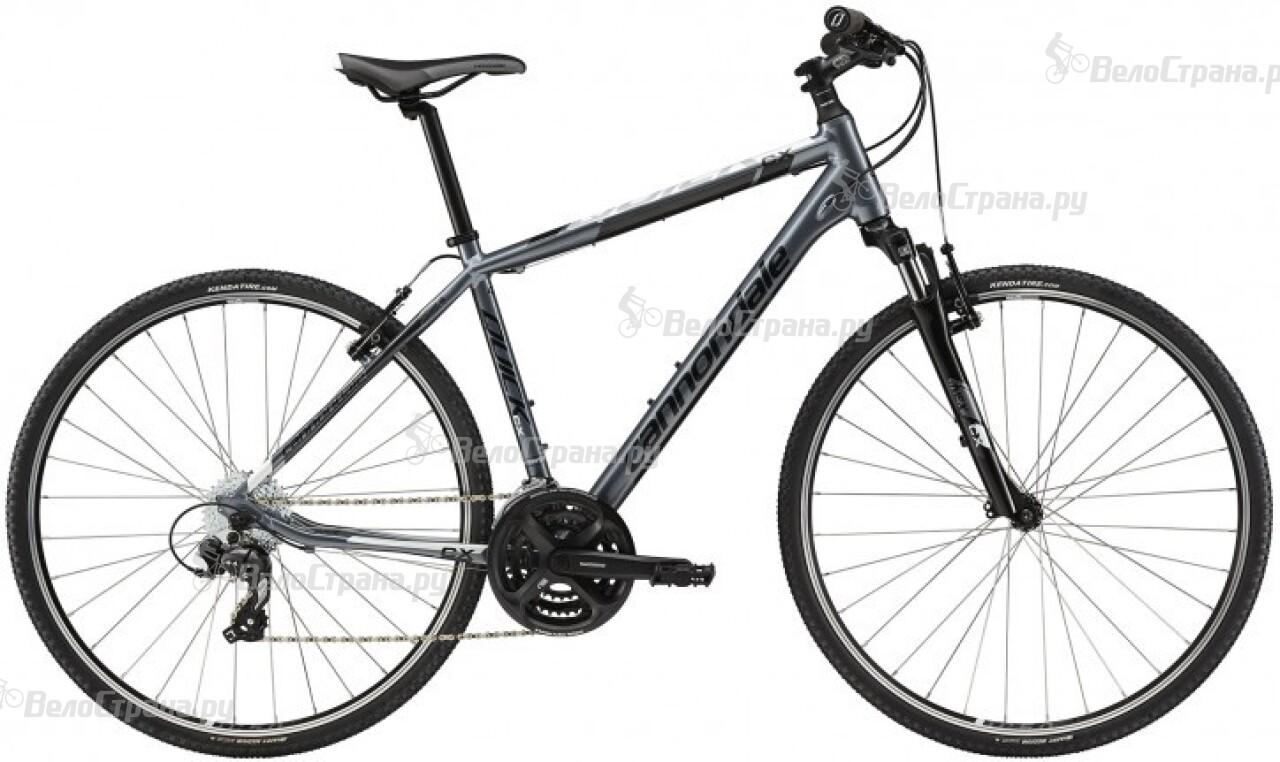 Велосипед Cannondale Quick CX 5 (2015)