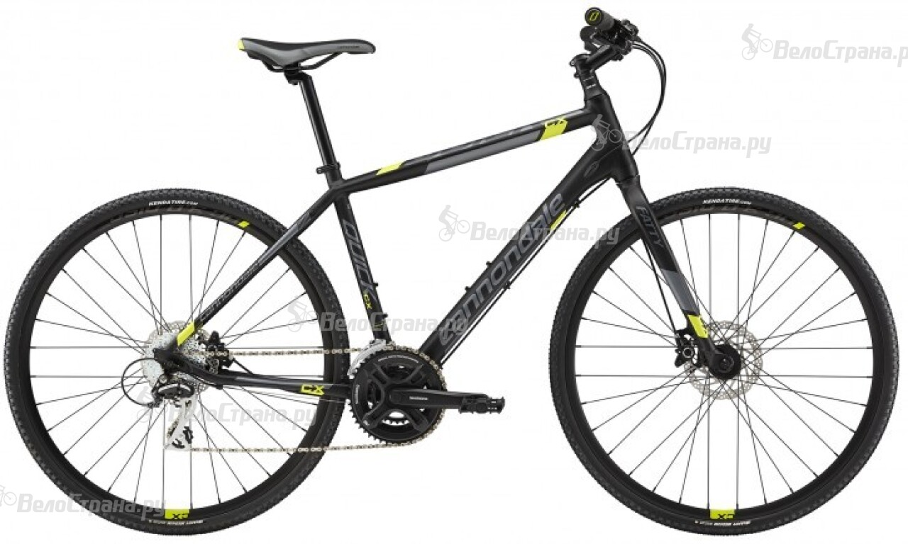 Велосипед Cannondale Quick CX 4 (2015)