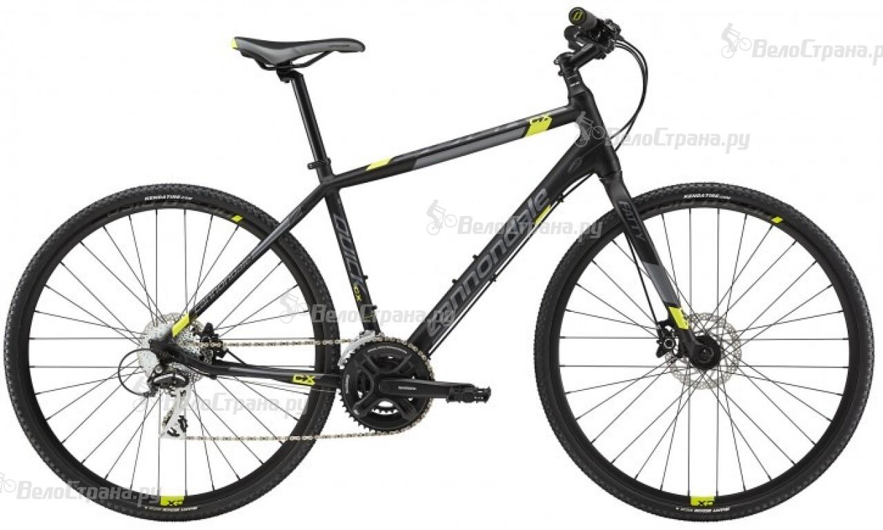 Велосипед Cannondale Quick CX 4 (2015)