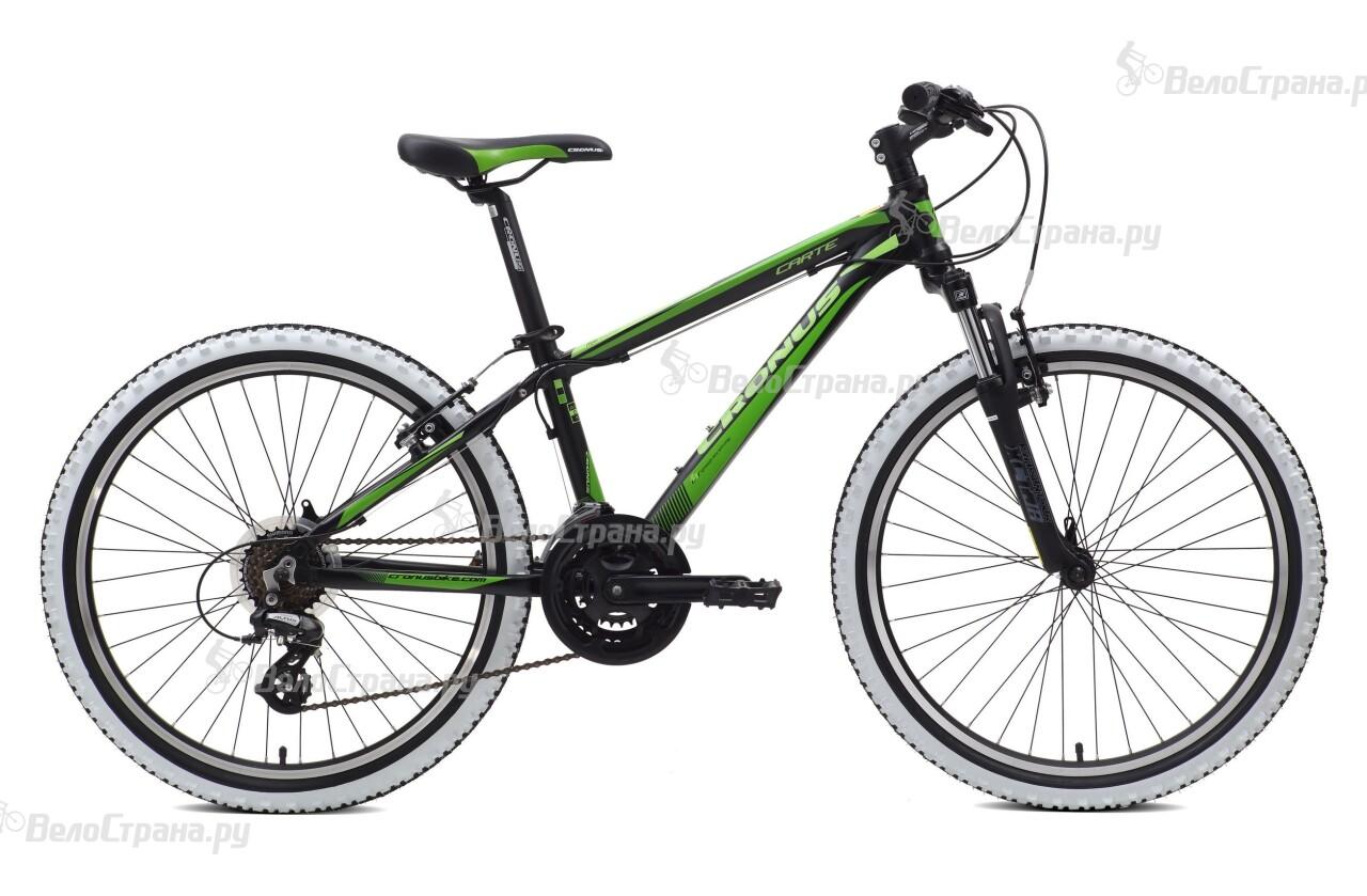 Велосипед Cronus Carter (2015) велосипед cronus bmx galaxy 2 0 2018