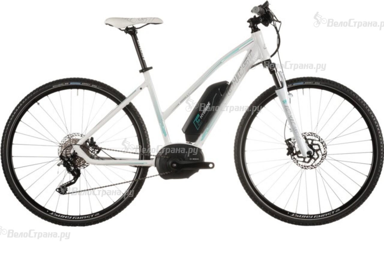 Велосипед Ghost Andasol X 7 Lady (2015) 2015 9 ix 7 12 k999b