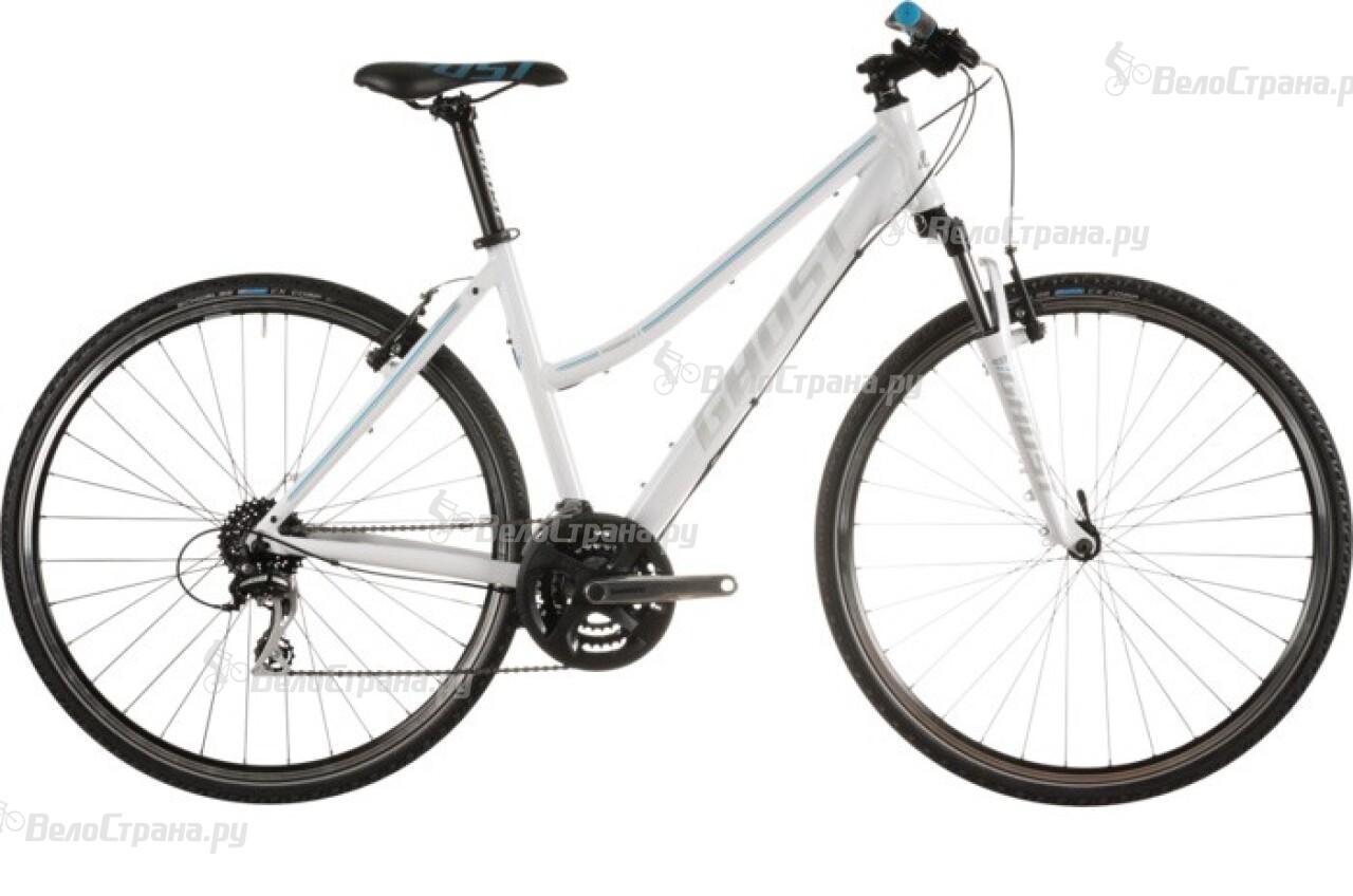 Велосипед Ghost Panamao X 2 Lady (2015) ghost e hybride trail 4000 lady 2013