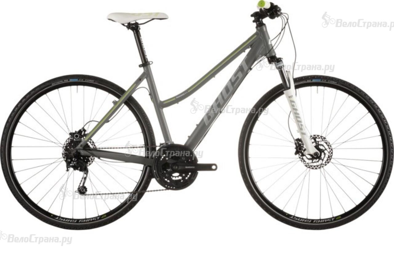 Велосипед Ghost Panamao X 4 Lady (2015) ghost e hybride trail 4000 lady 2013