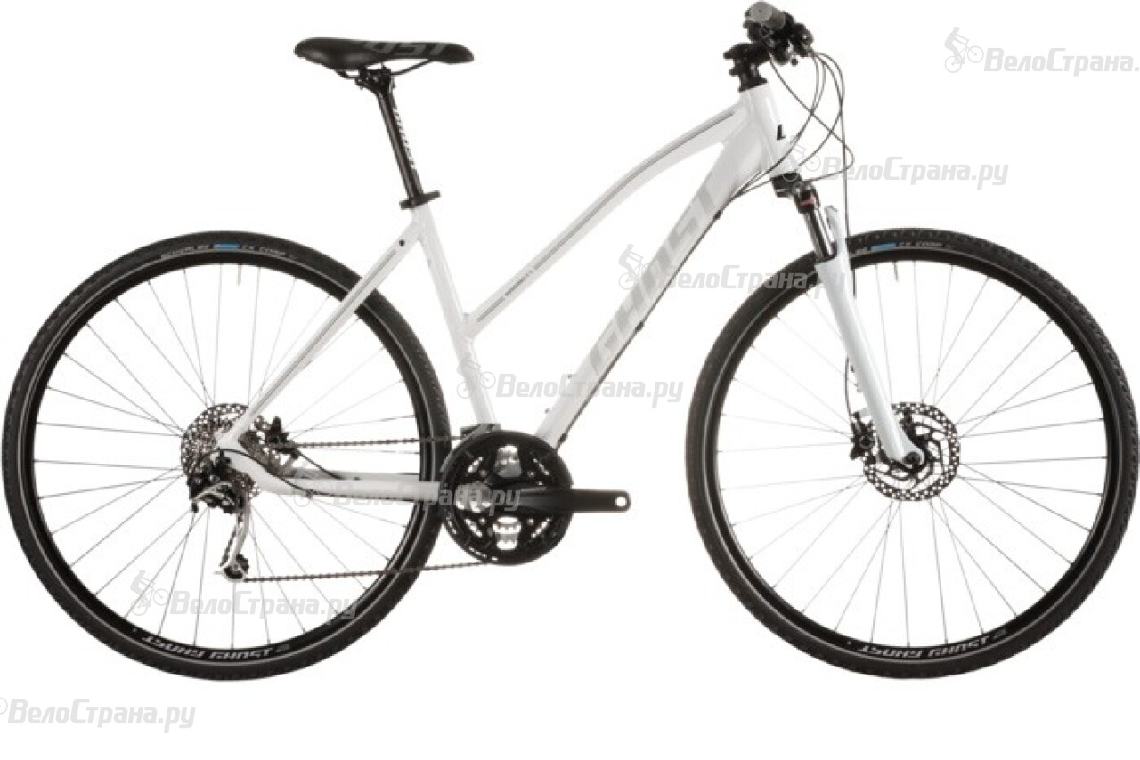 Велосипед Ghost Panamao X 5 Lady (2015) ghost e hybride trail 4000 lady 2013