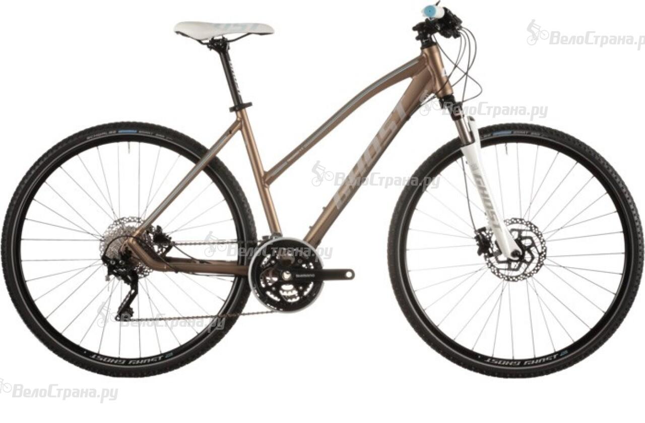 Велосипед Ghost Panamao X 6 Lady (2015) ghost e hybride trail 4000 lady 2013
