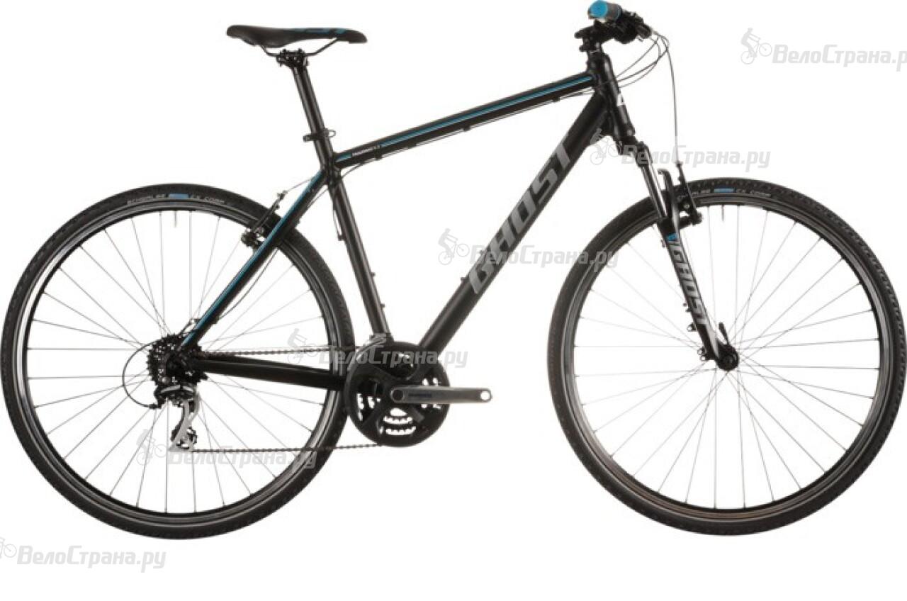 Велосипед Ghost Panamao X 2 (2015)