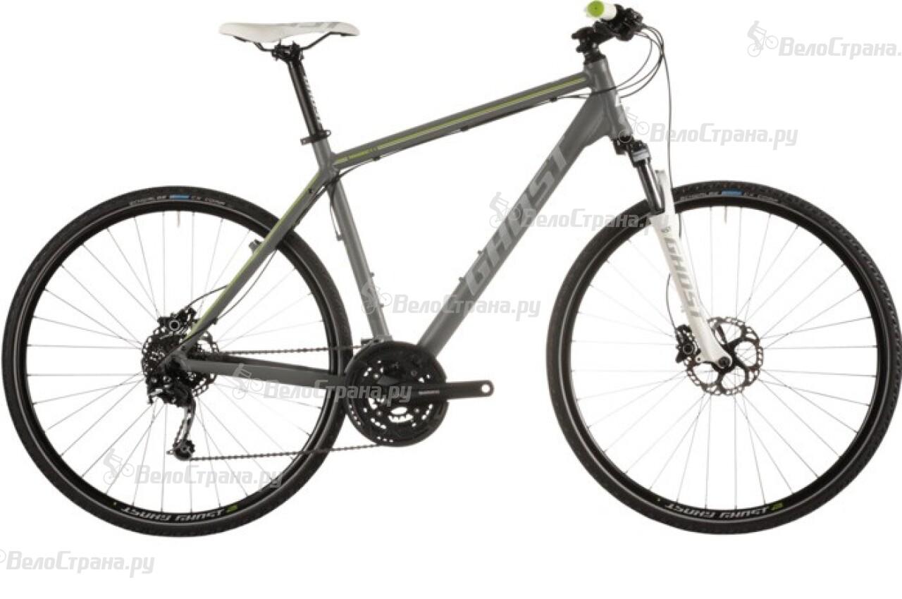 Велосипед Ghost Panamao X 4 (2015) цены онлайн