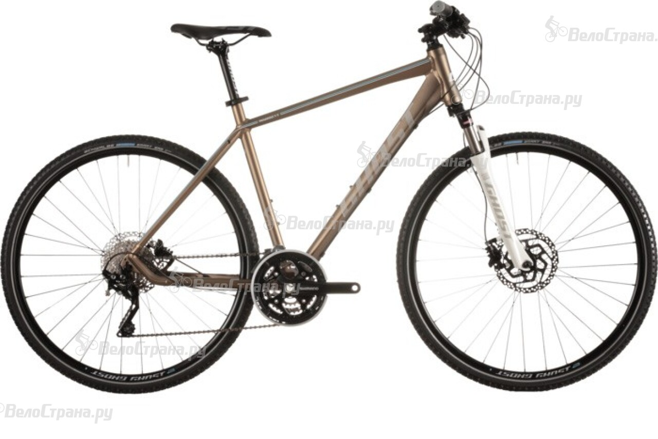 Велосипед Ghost Panamao X 6 (2015)