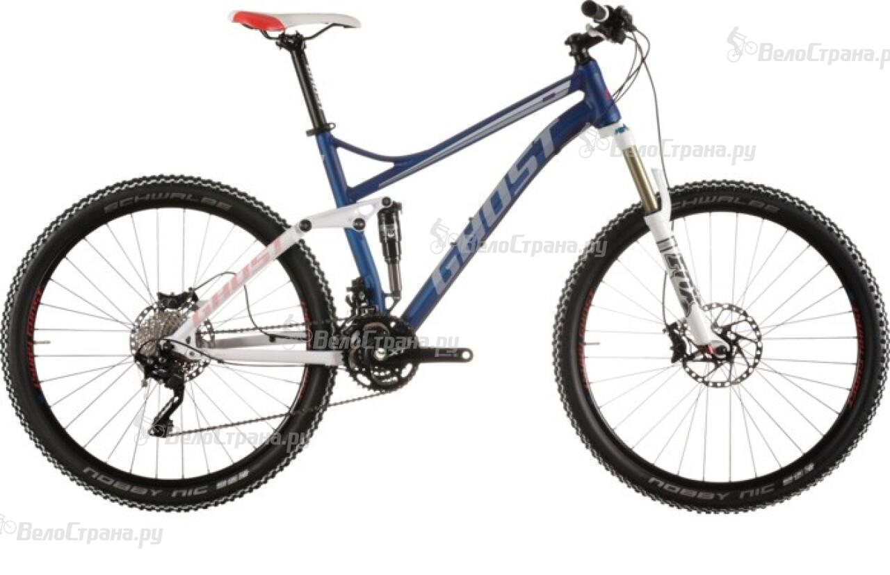 Велосипед Ghost Kato FS 7 (2015) велосипед challenger mission lux fs 26 черно красный 16