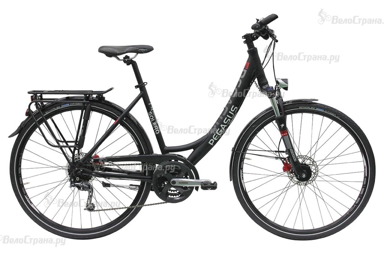 Велосипед Pegasus Solero SL Disc (Wave24) (2015) велосипед pegasus comfort sl 7 sp 28 2016