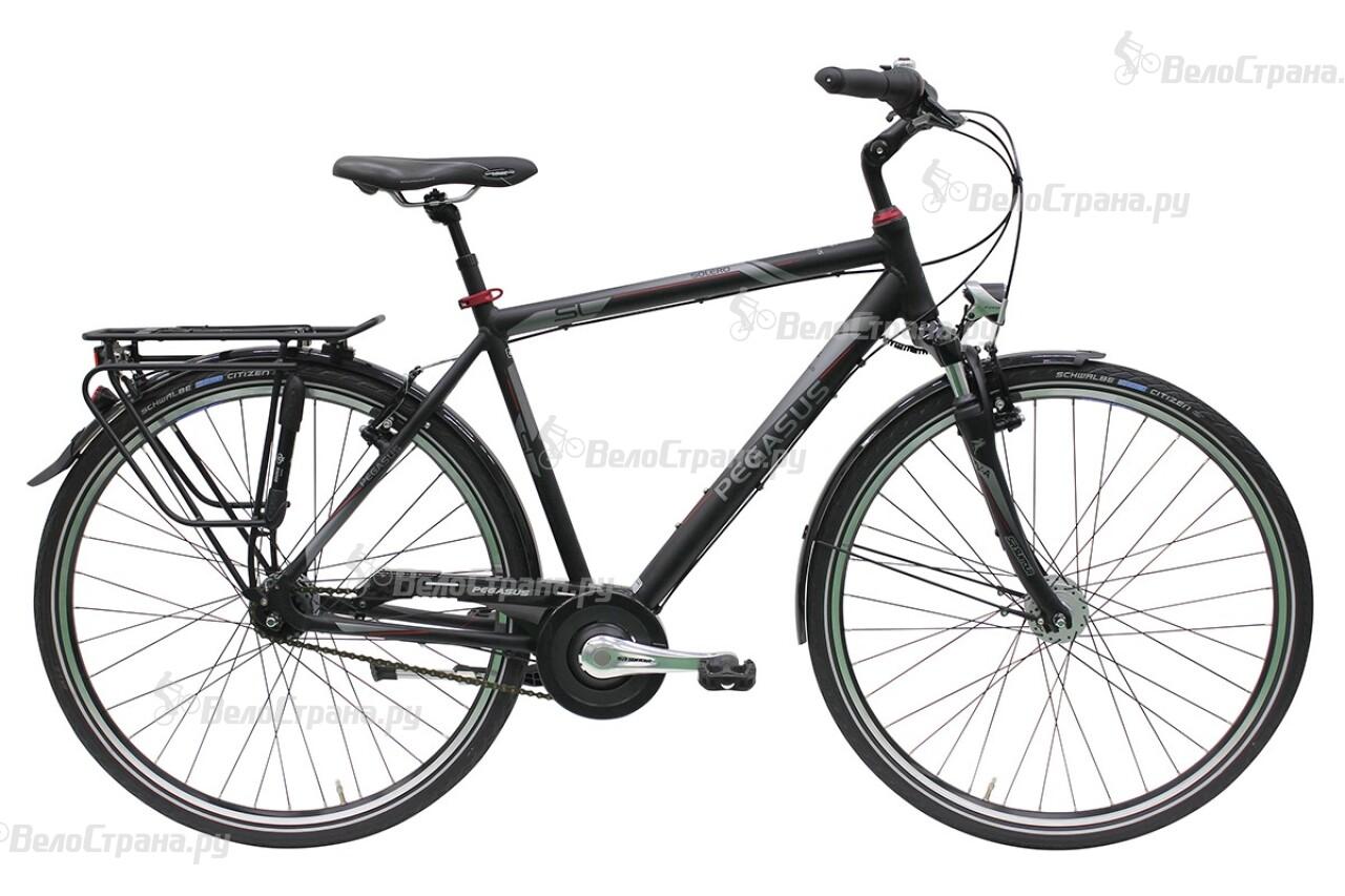 Велосипед Pegasus Solero SL (Gent7) (2015) велосипед pegasus piazza gent 7 2017