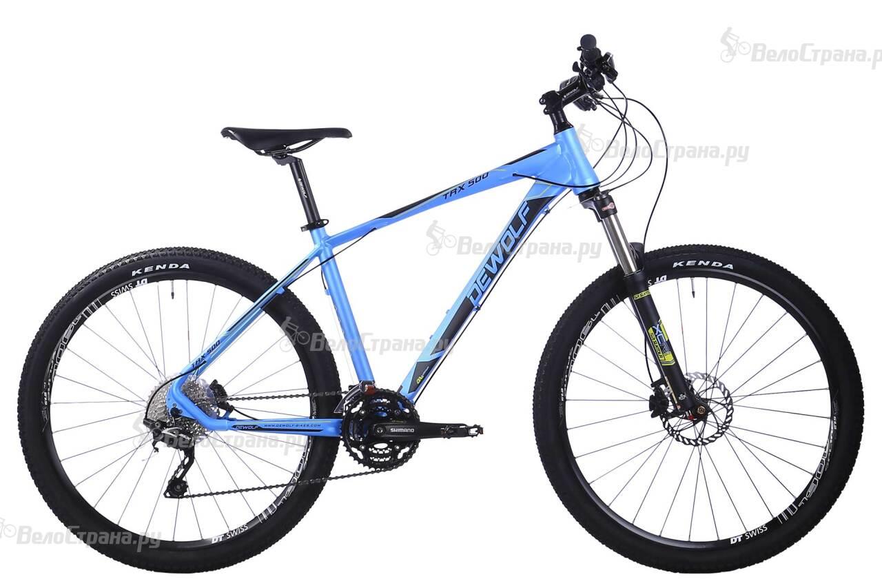Велосипед Dewolf TRX 500 (2016) велосипед dewolf trx 55 2017