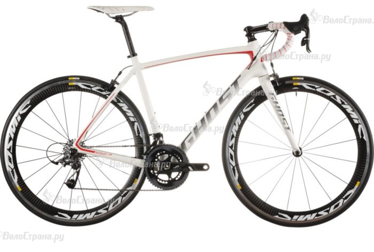 Велосипед Ghost Nivolet 7 LC (2015) велосипед ghost nivolet lc tour disc 3 2016