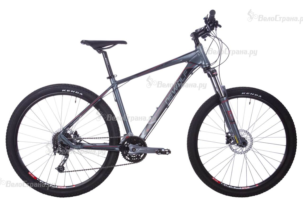 Велосипед Dewolf TRX 300 (2016) велосипед dewolf trx 55 2017