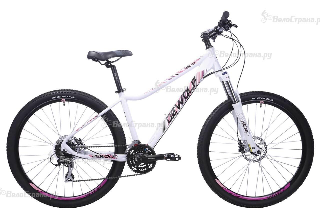 Велосипед Dewolf TRX 150 (2016) велосипед dewolf trx 55 2017
