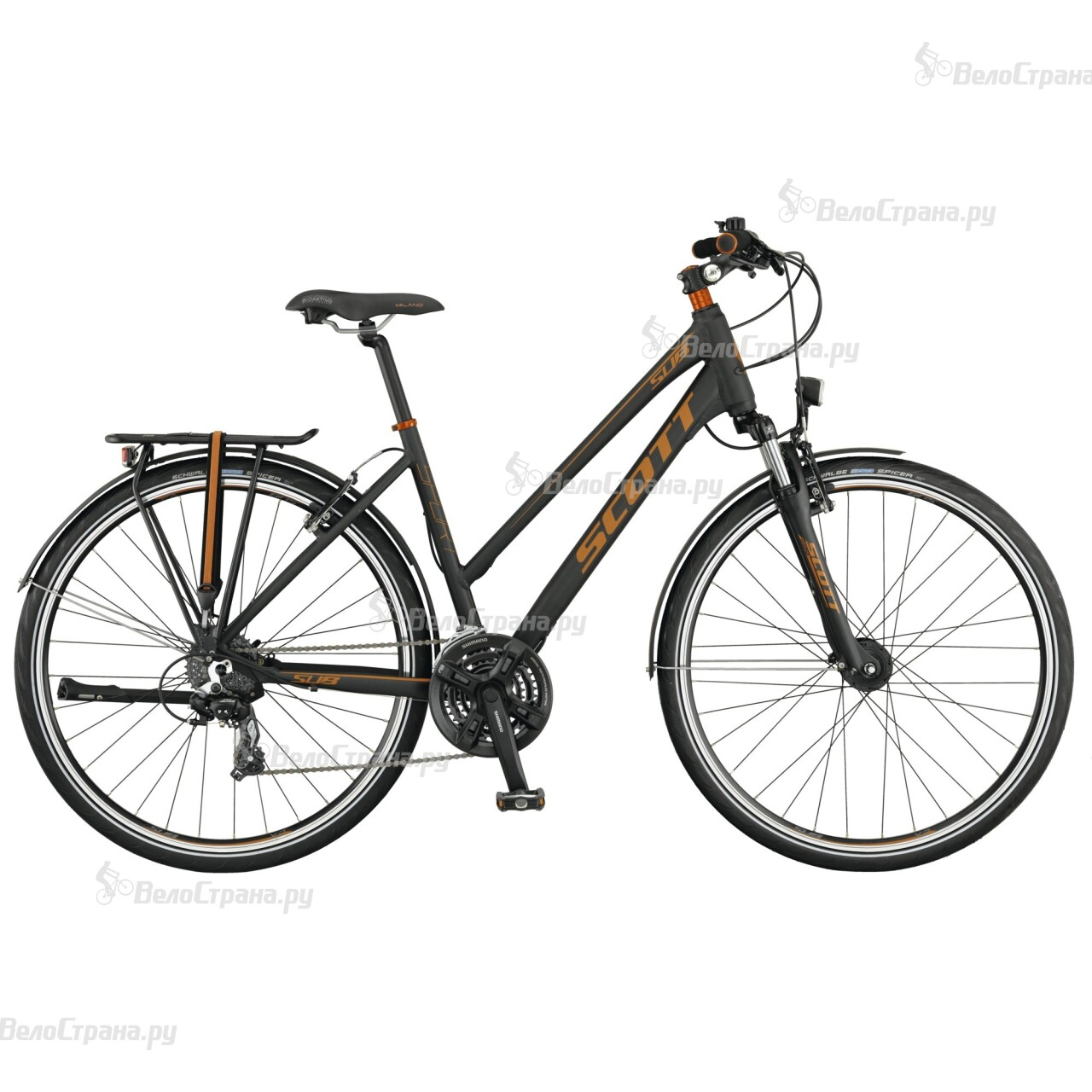 Велосипед Scott Sub Sport 30 Lady (2015)