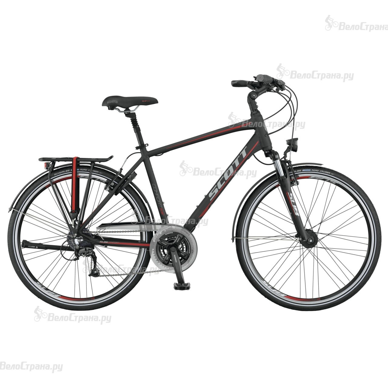 Велосипед Scott Sub Comfort 20 (2015)