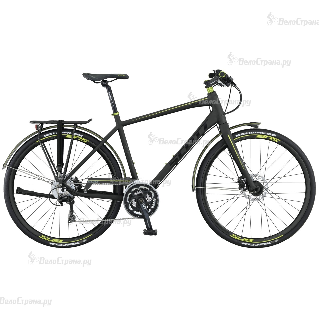 Велосипед Scott Sub Evo 20 (2015)