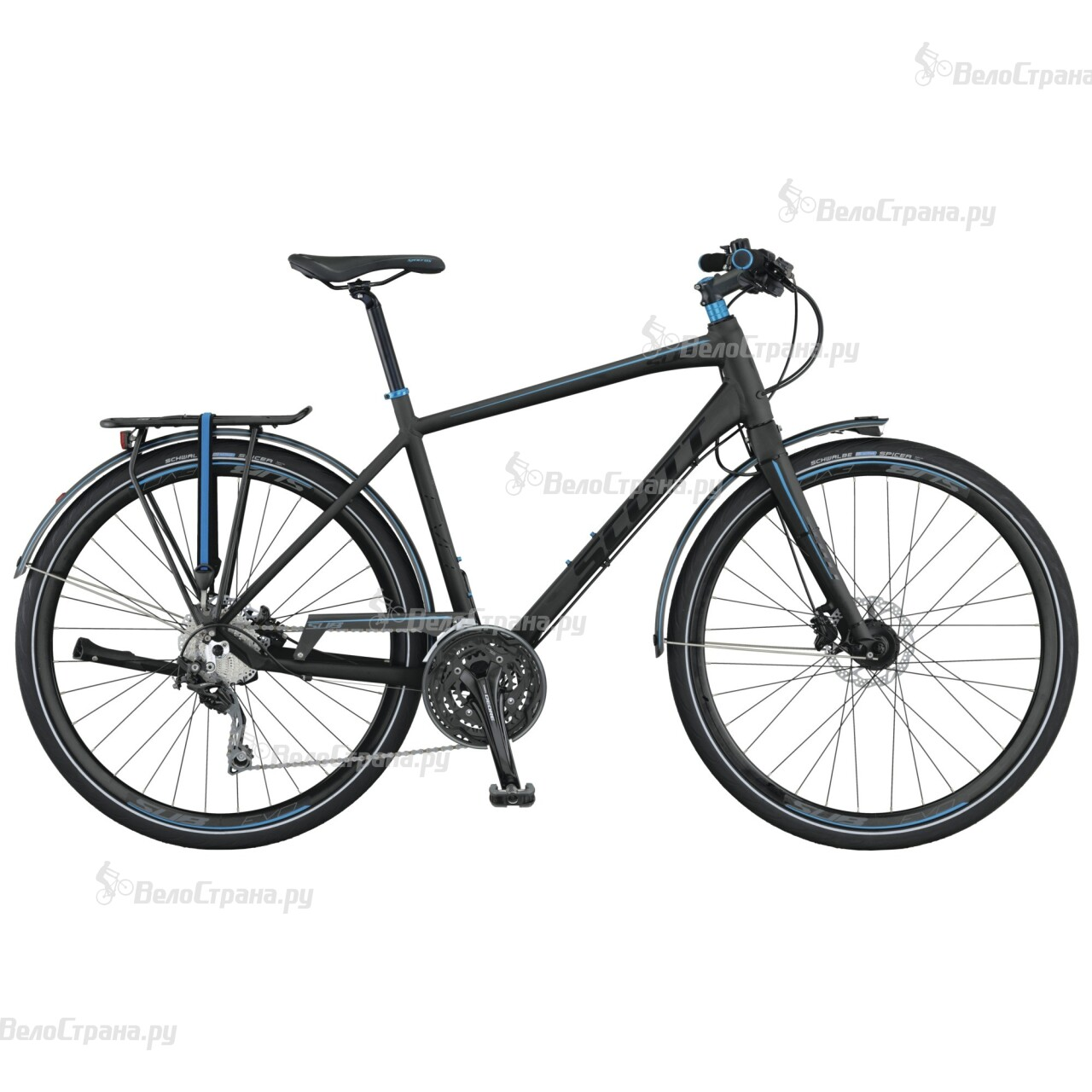 Велосипед Scott Sub Evo 30 (2015)