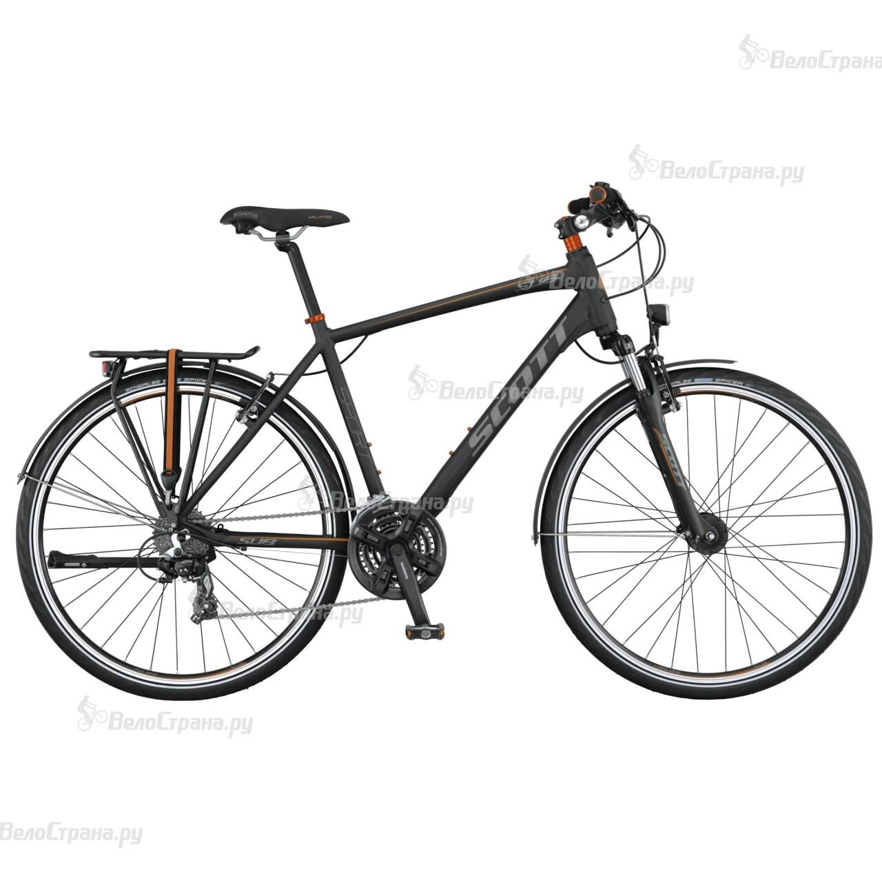 Велосипед Scott Sub Sport 30 Men (2015) выключатель 2 клавишный с подсветкой 16а 250в винтовой зажим белый