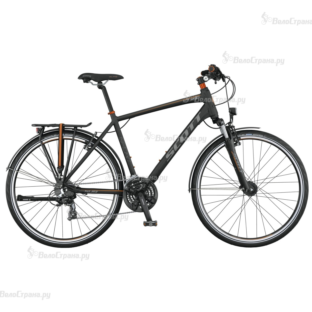 Велосипед Scott Sub Sport 30 Men (2015) шипы shimano sh51 spd single release