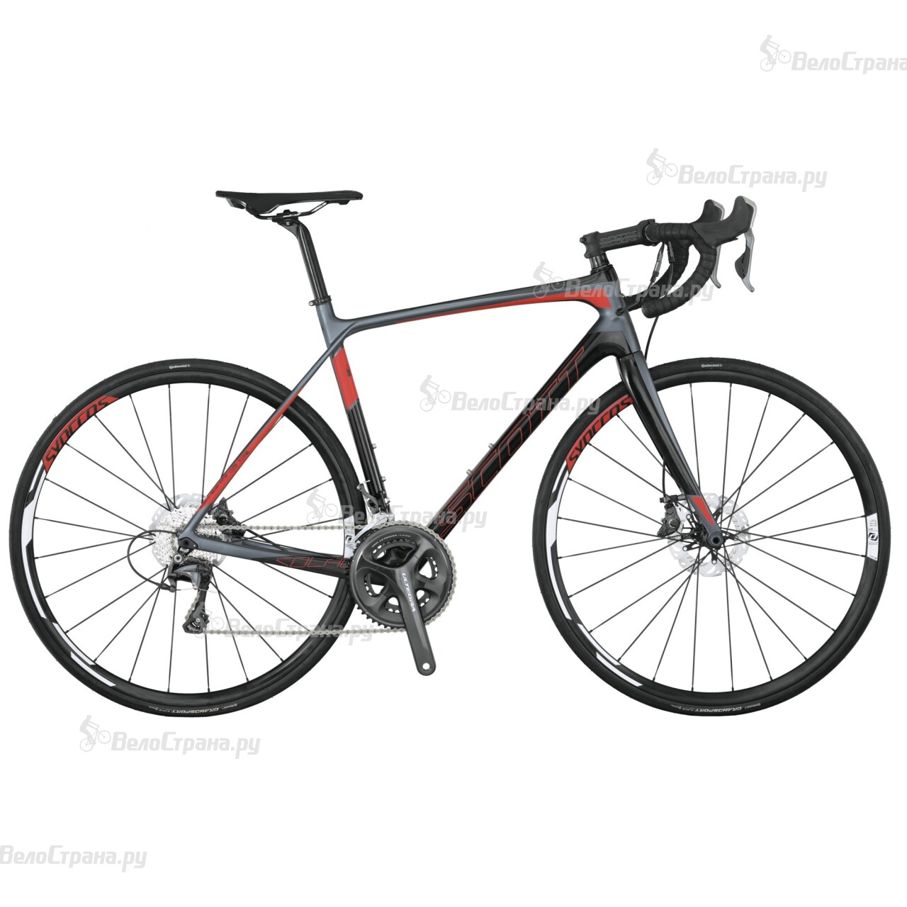 Велосипед Scott Solace 15 Disc (2015) велосипед scott contessa solace 15 compact 2015