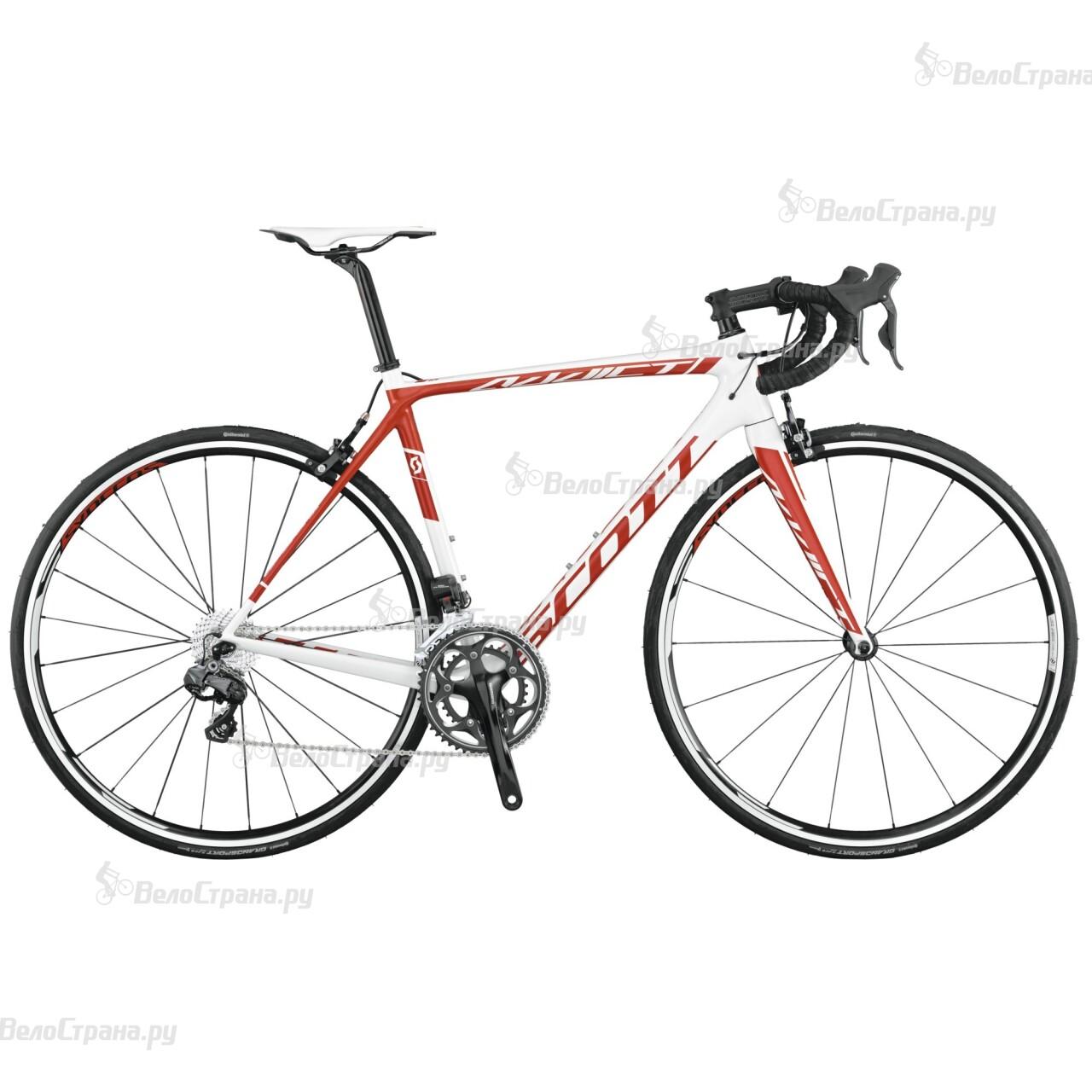Велосипед Scott Addict 15 DI2 (2015) scott addict sl compact 2015