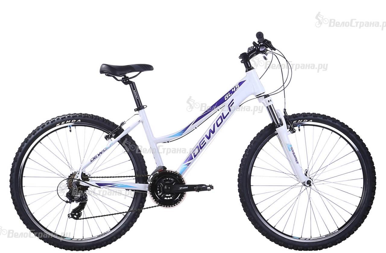 Велосипед Dewolf GL45 (2016)