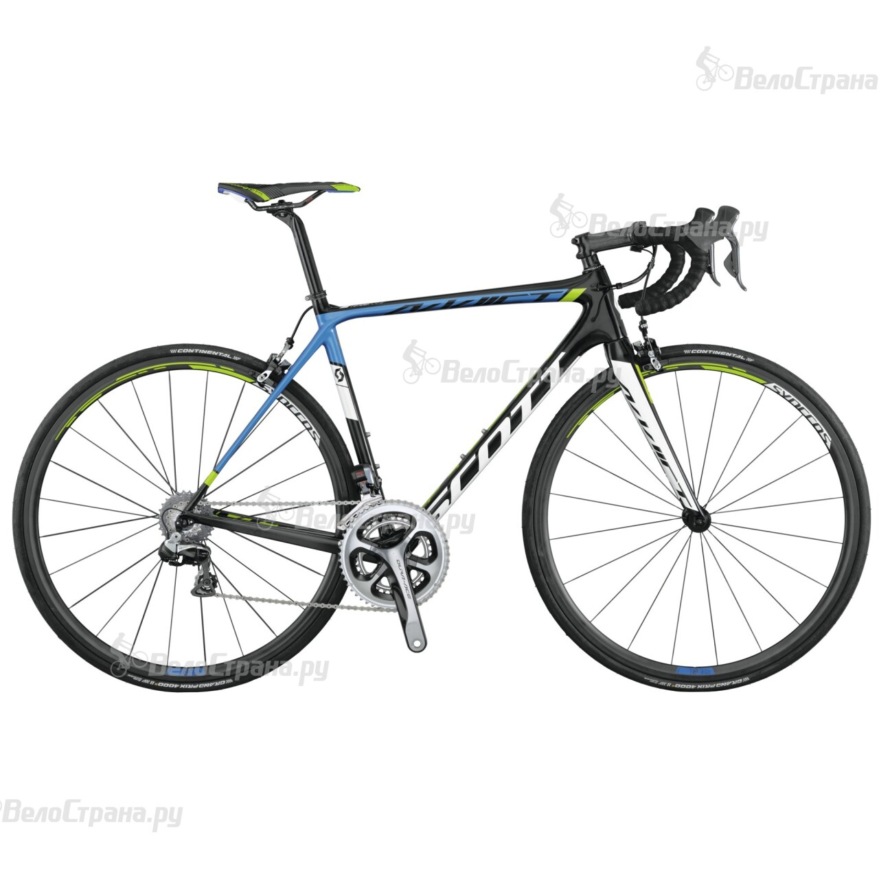 Велосипед Scott Addict Team Issue DI2 (2015)