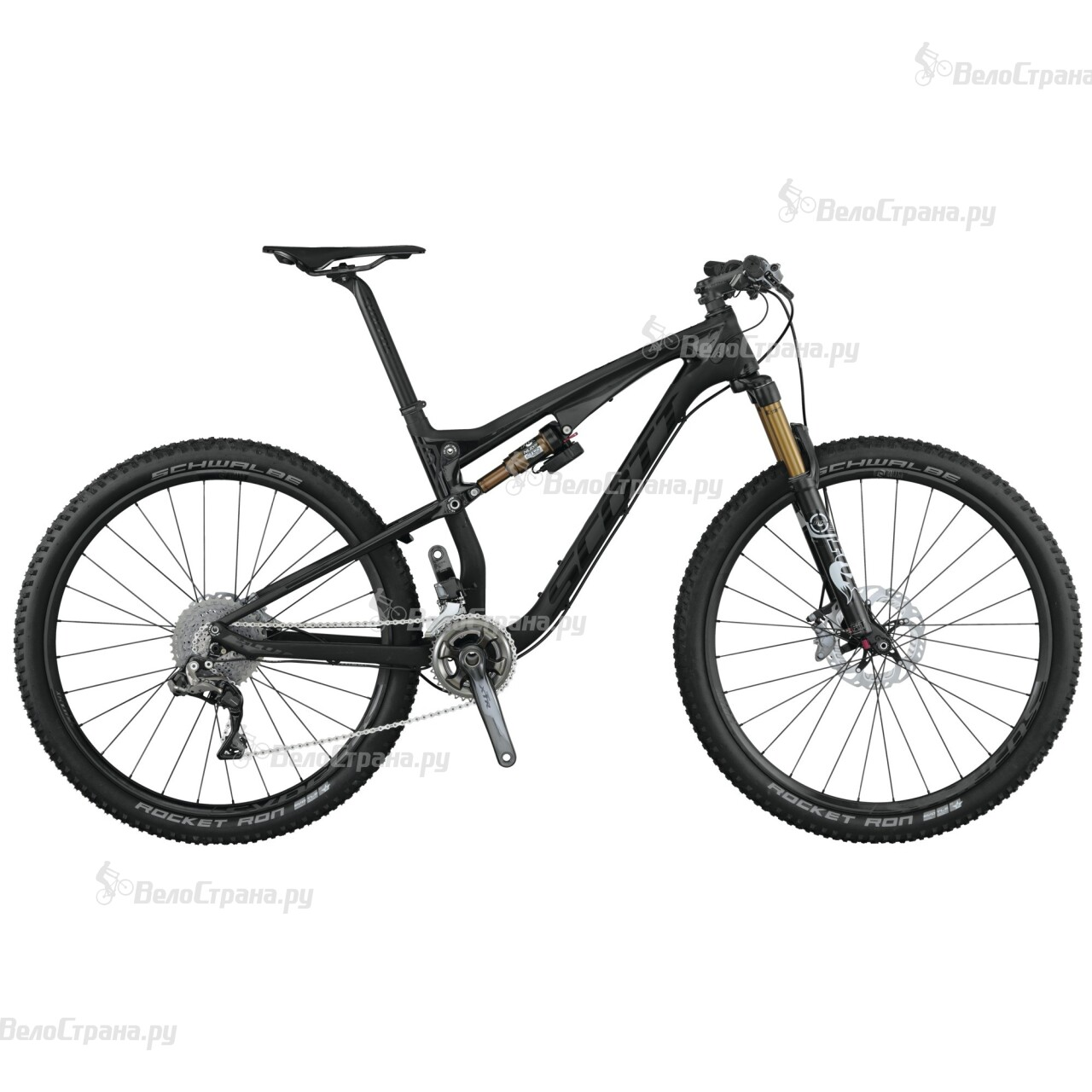 Велосипед Scott SPARK 700 ULTIMATE DI2 (2015) велосипед scott spark rc 900 ultimate  2017