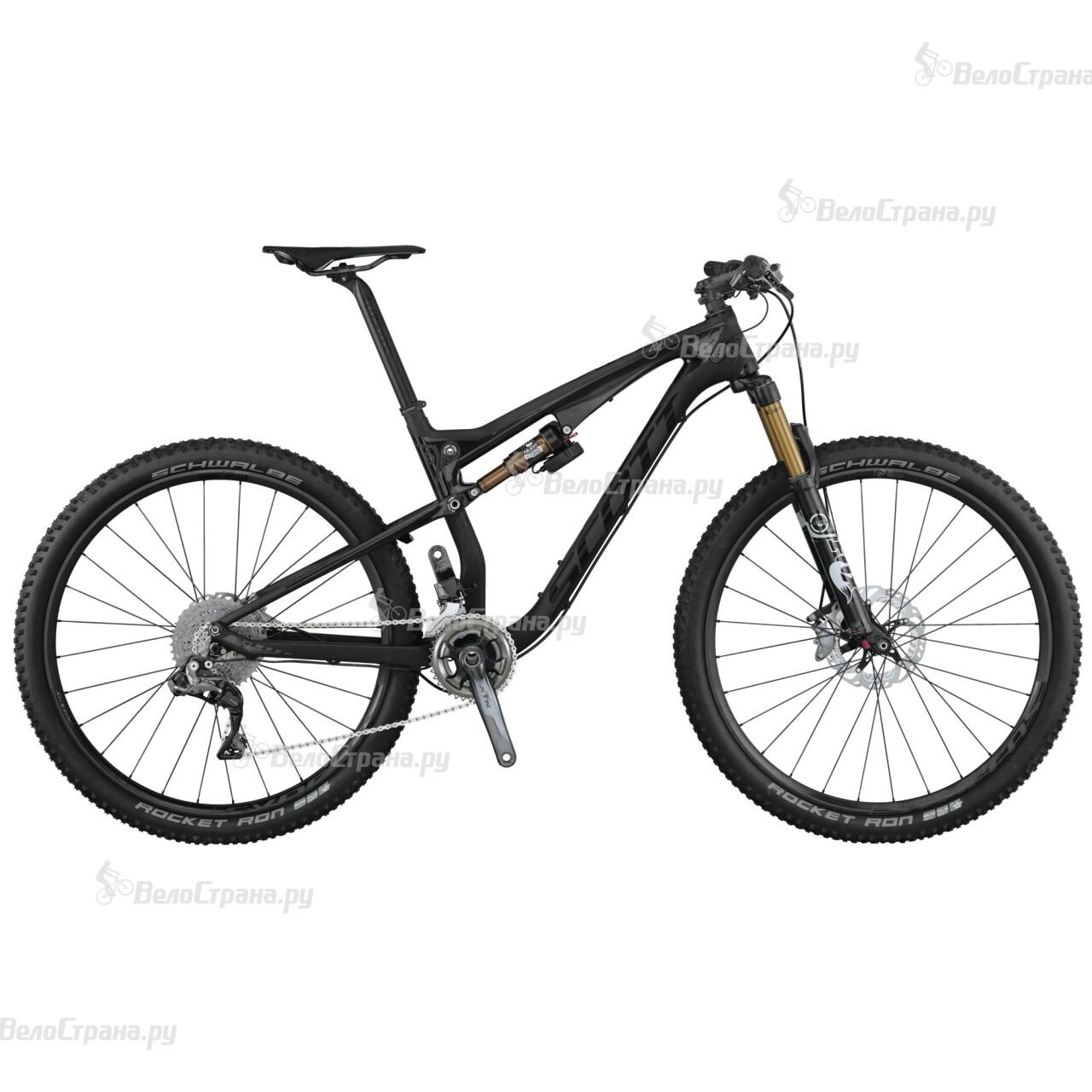 Велосипед Scott SPARK 700 ULTIMATE DI2 (2015) велосипед scott spark 700 premium 2015