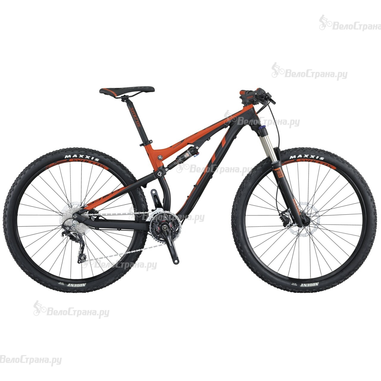 Велосипед Scott Genius 950 (2015) factory sell ce