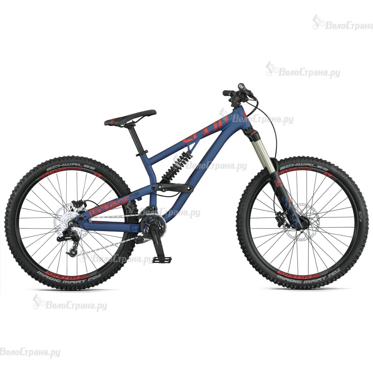 Велосипед Scott VOLTAGE FR 730 (2015) велосипед scott gambler 730 2015