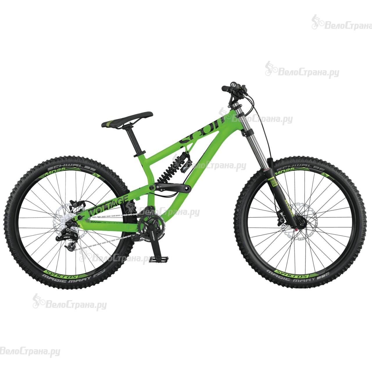 Велосипед Scott Voltage FR 720 (2015)